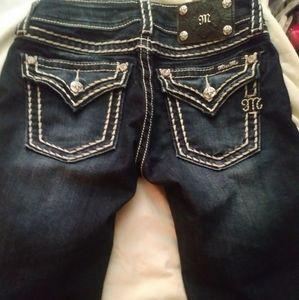 MissMe Jeans/Capris